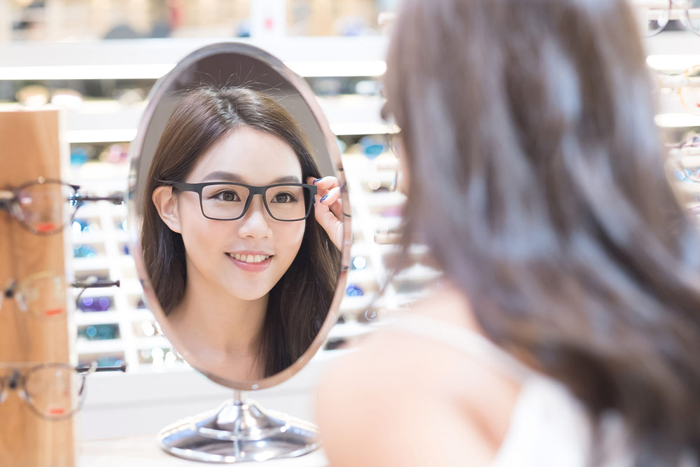 How to Choose a Suitable Frame to Suit Your Face Shape